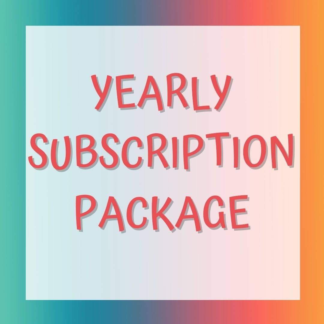yearly subscription package